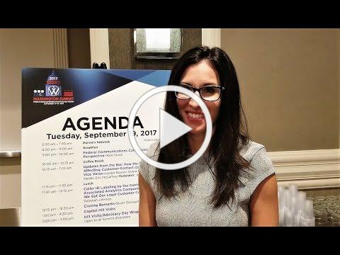 Rebekah Johnson of Gloria-Mac Consulting Highlights #17PACE Washington Summit