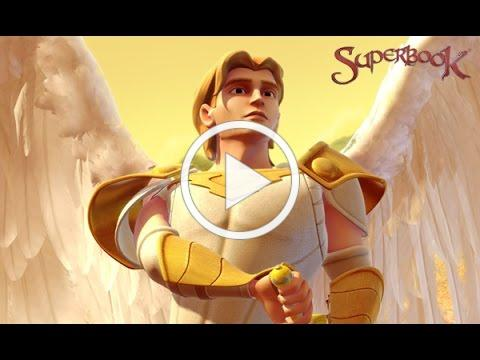 Superbook - In The Beginning - Season 1 Episode 1 - Full Episode (Official HD Version)