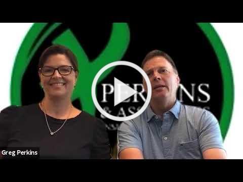 Virtual Mixer #24 - Greg and Julie Perkins, Perkins & Associates