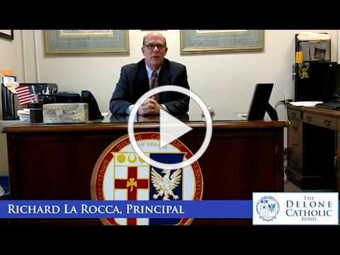 An Important Message from Principal La Rocca