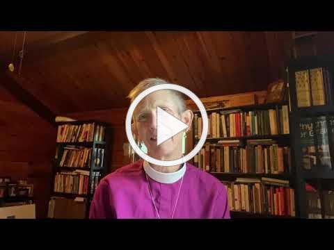 Bishop Scanlan's Weekly Video - Friday, July 31, 2020