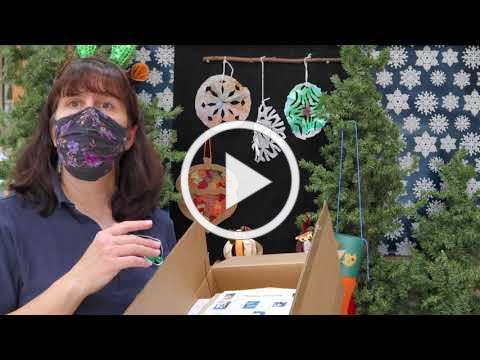 Kids Holiday Crafting Kits