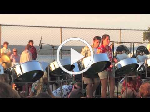 Steel Band, Dueling Banjos, 2014