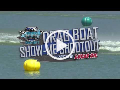 August 1st-2nd, 2020: KDBA Drag Boat Show-Me Shootout Presented by Lucas Oil