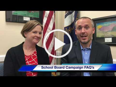 Board Election Campaign FAQ's Promo 2018