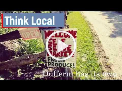 Think Local - Reid's Potatoes Farm Market