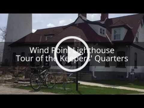 Wind Point Lighthouse Keepers' Quarters