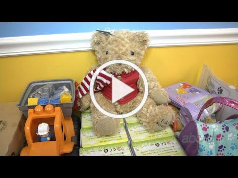 ABCD Receives Holiday Toy Drive Donations
