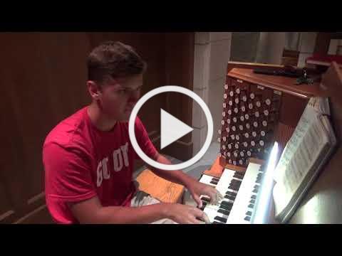 Tune: UNION SEMINARY on organ