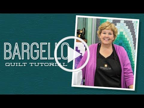 Make a Bargello Quilt with Jenny Doan of Missouri Star! (Video Tutorial)