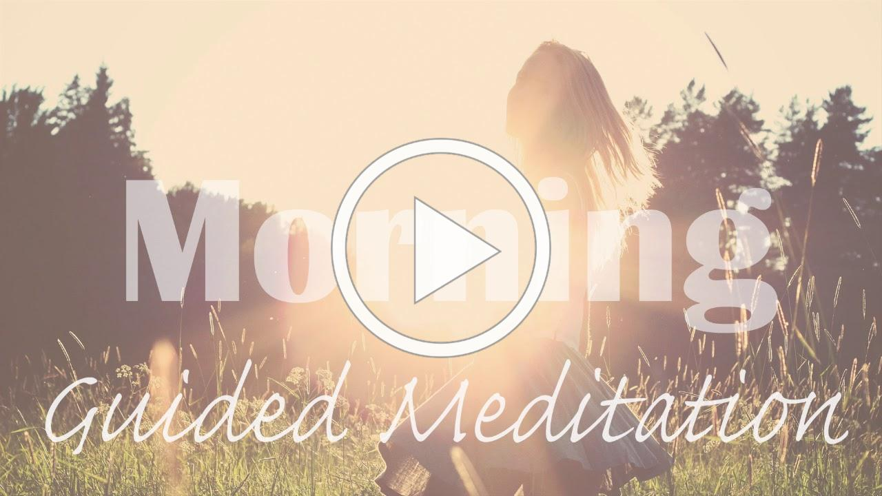Feel Inspired & Alive with This Morning Motivation Guided Meditation