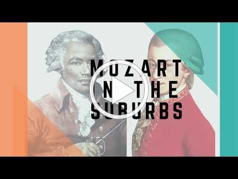 Mozart in the Suburbs Announcement & Fundraiser