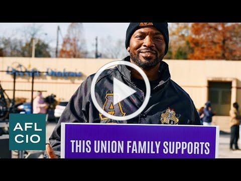 A Historic Win In Georgia   President Richard Trumka   AFL-CIO Video