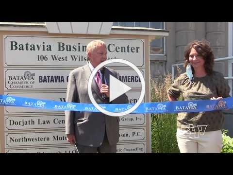 Batavia Ribbon Cutting reopen June 18, 2020