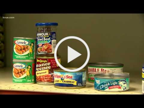 Central Texas food pantry low on donations