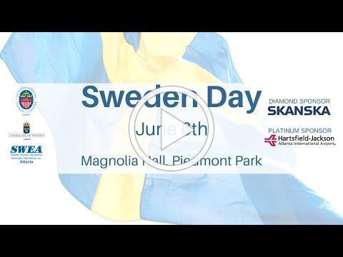 Sweden Day 2018