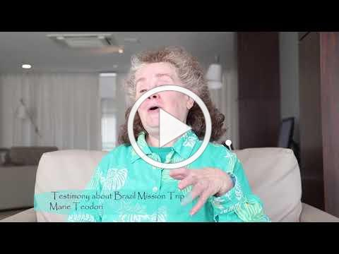 Testimony about Revival Explosion Mission- Marie Teodori