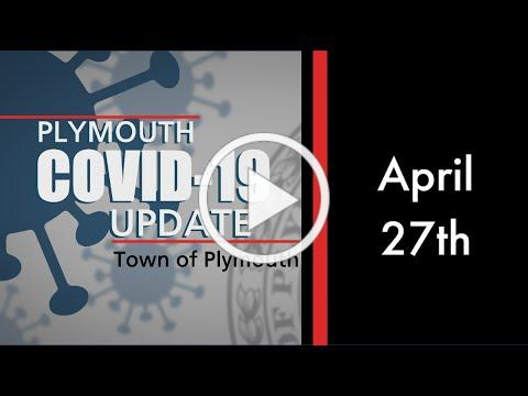 04-27-2020 Town of Plymouth COVID-19 Forum
