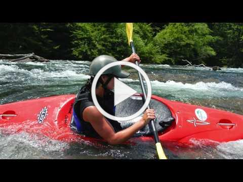 Outdoor Chattanooga   Rapid Learning Whitewater Kayak Program   How to Wet Exit