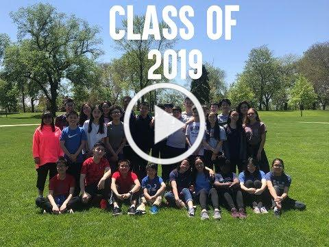 St. Therese Class of 2019 Video