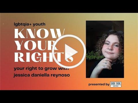 Know Your Rights 2021 - Your Right to Grow