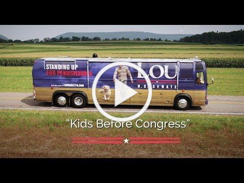 "Lou Barletta Launches ""Shame"" TV Ad"