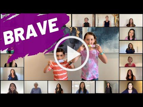 BRAVE! Sung by Voices Rock Medicine, a Choir of Women Physicians!