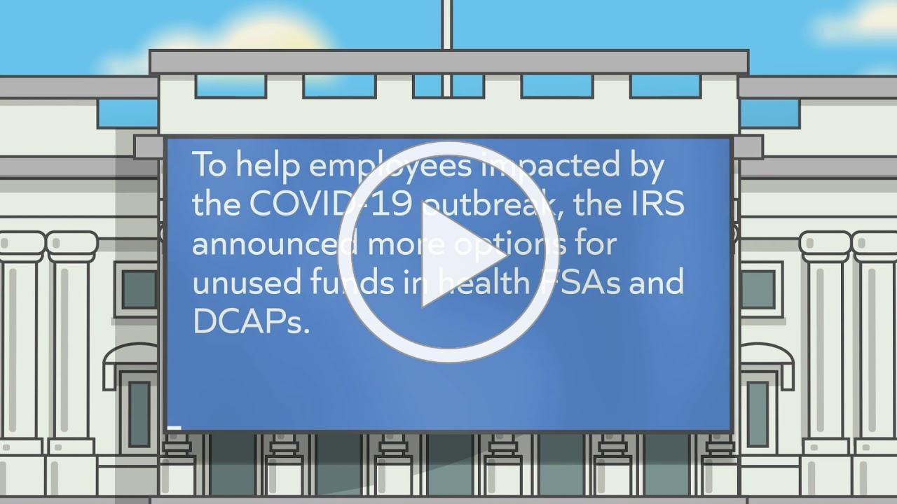 IRS Provides More Options for Health FSAs and DCAPs