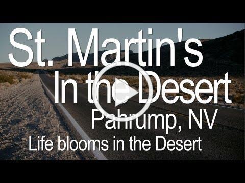 Transforming Churches: St. Martin's in the Desert - Pahrump, NV