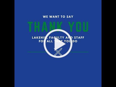 Faculty and Staff Appreciation