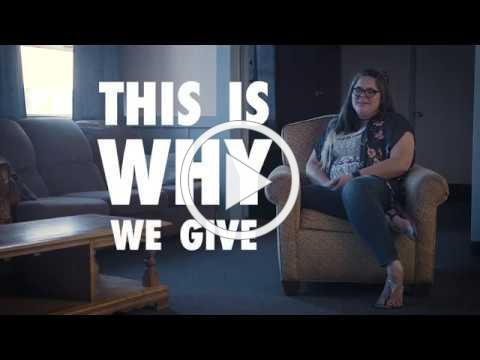 #ThisIsWhyWeGive - The Women's Fund - Empire Recovery Center
