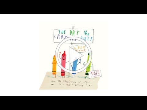 The Day the Crayons Quit - Animated Read Aloud