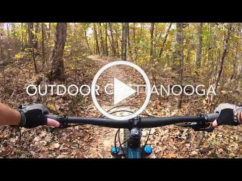 Outdoor Chattanooga   Intro to Mountain Biking Guided Trail Ride Promo