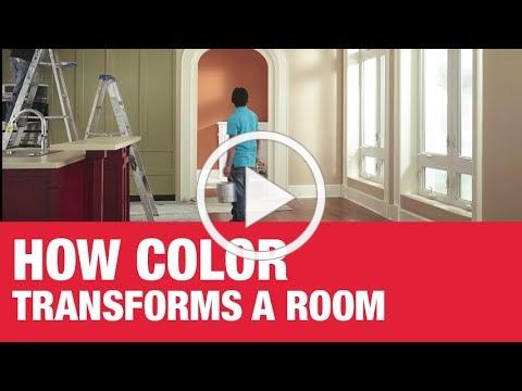 How Paint Color Transforms a Room - Ace Hardware