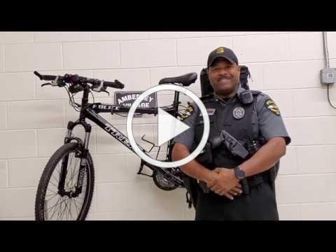 Amberley Village Bike Safety Video