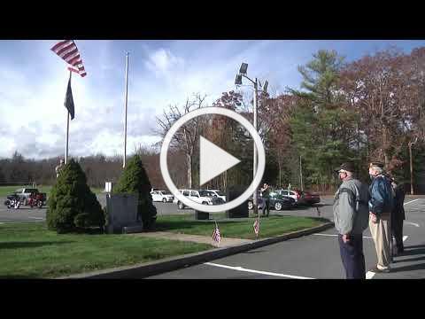 Veterans Day at the Legion 2020