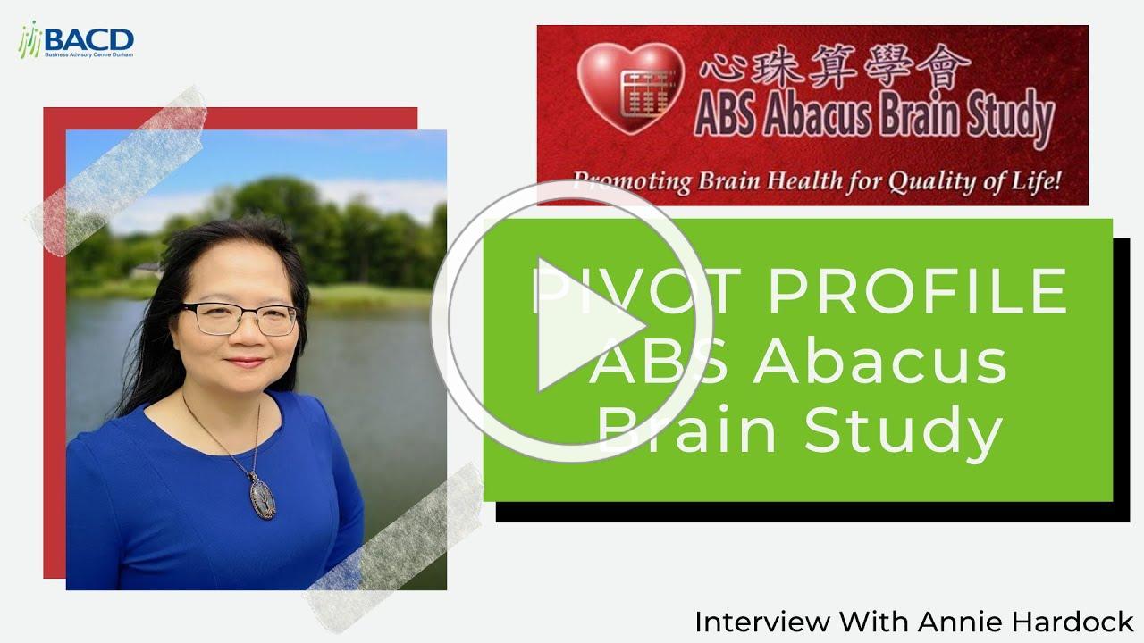 Pivot Profile - ABS Abacus Brain Study