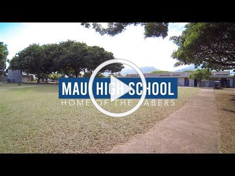 Welcome to Maui High School - Overview 2020