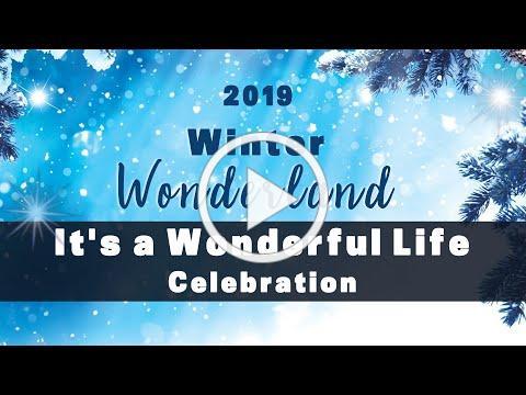Winter Wonderland Holiday Party Recap 2019