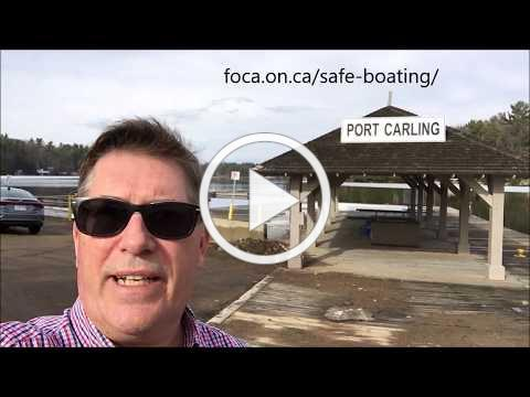 FOCA's Executive Director speaks about Spring Boating 2019