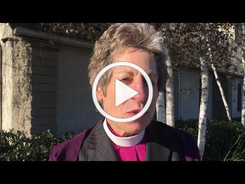 Bishop Katharine's Christmas Message 2017