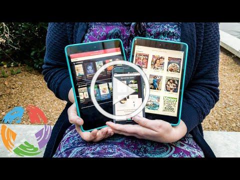 eBooks and More from Plano Public Library