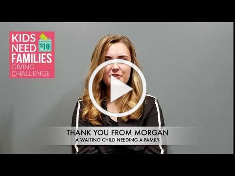 Thank You from Morgan