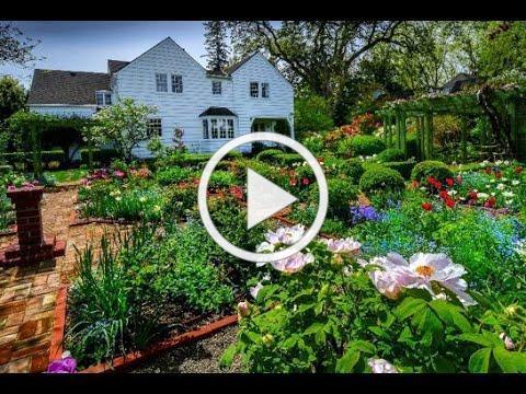 Lord & Schryver Conservancy - Gaiety Hollow garden tour