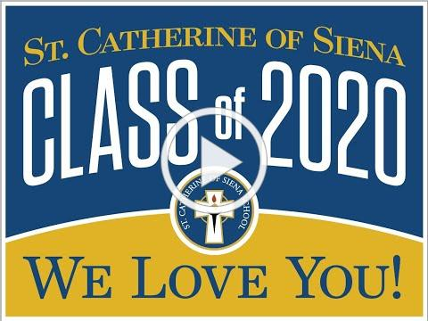 Class of 2020 - We LOVE You!