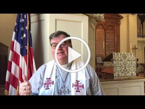 """The Sermon for Independence Day 2021 """"A Better Country"""""""