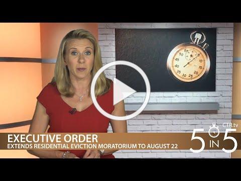 CTR.tv presents 5 in 5 - 7/6/2020