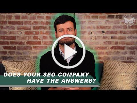 The Right Questions to Ask in SEO