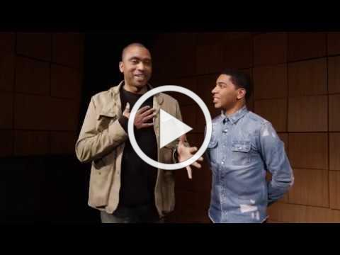 The Making of Christian Sands' Be Water