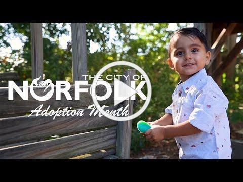 Adoption Month